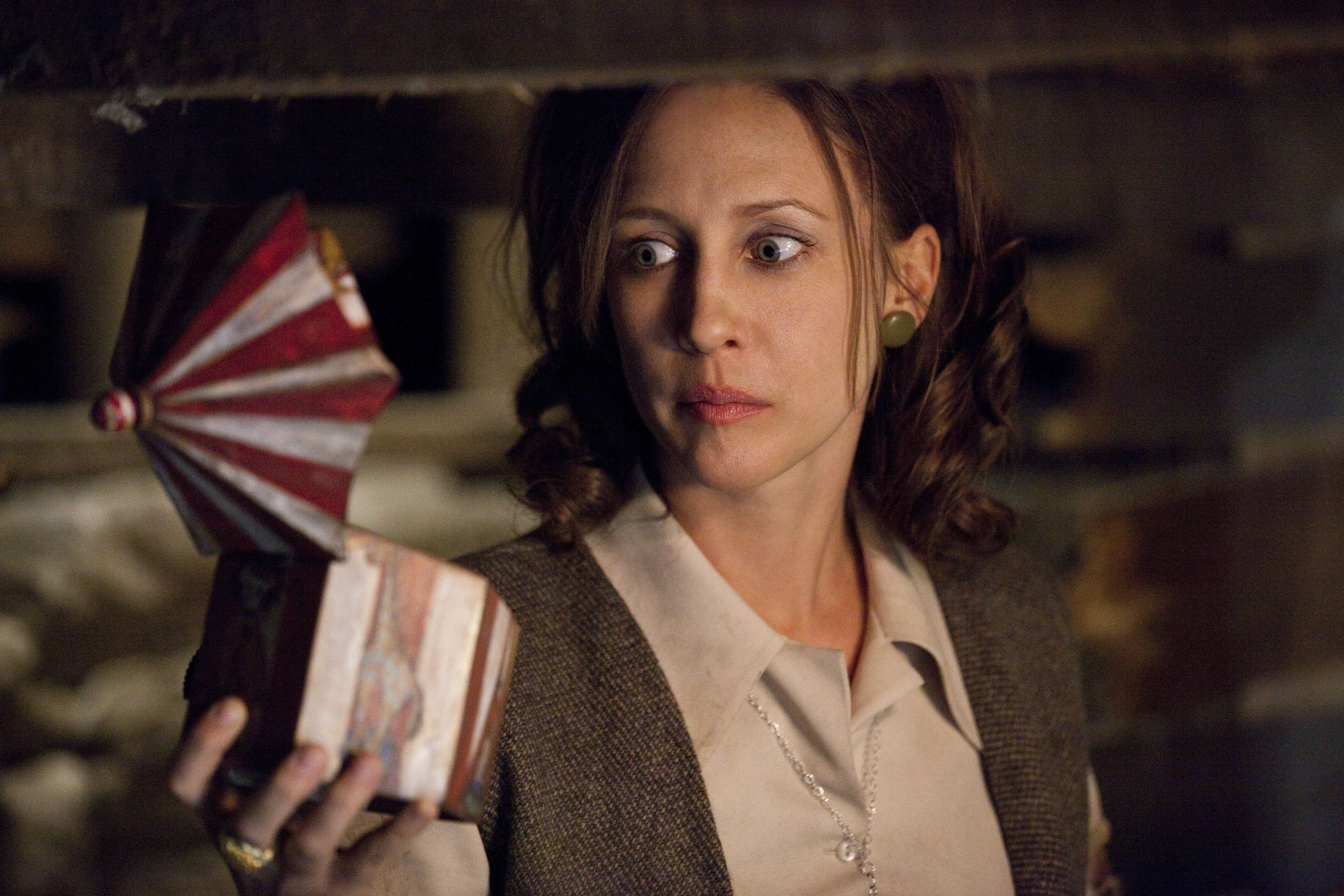 Movie review the conjuring newest horror movies the