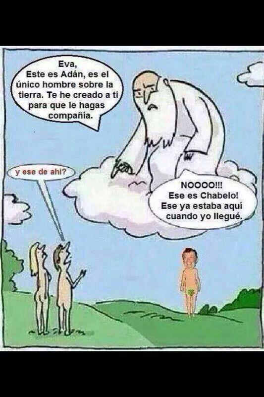 Eva Adan Y Chabelo Funny Memes Memes Humor