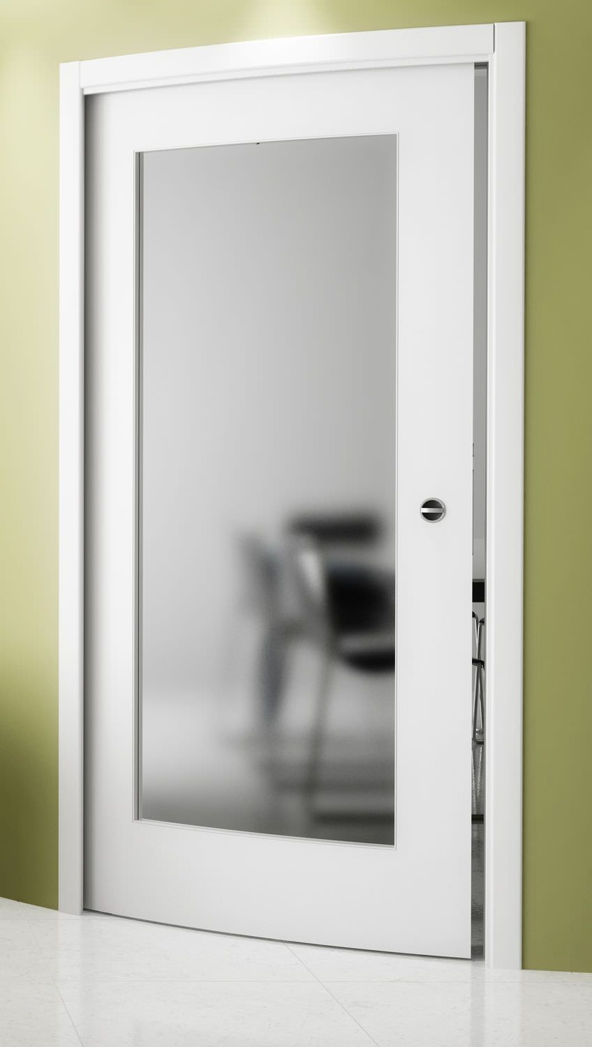 Interior Pocket Doors With Gl Panels