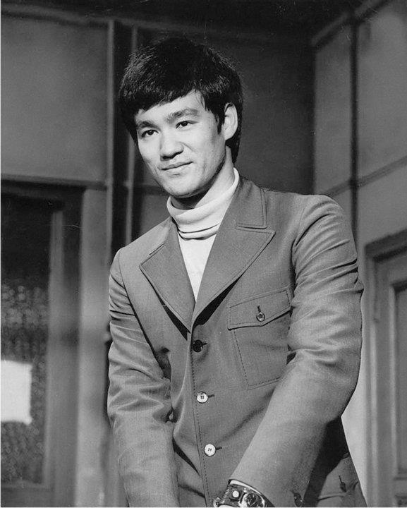 Bruce lee the asian worlds top superstar and the 1st for How old was james garner when he died