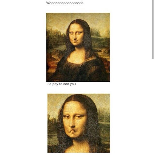Mona Lisa I D Pay To See You Frown Xd Pop Punk Bands Emo Bands Music Bands