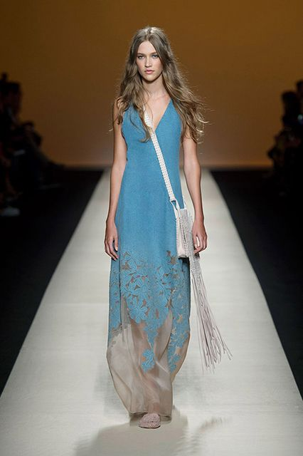 5bc1f62455cd The 40 most beautiful dresses spotted at Fashion Week