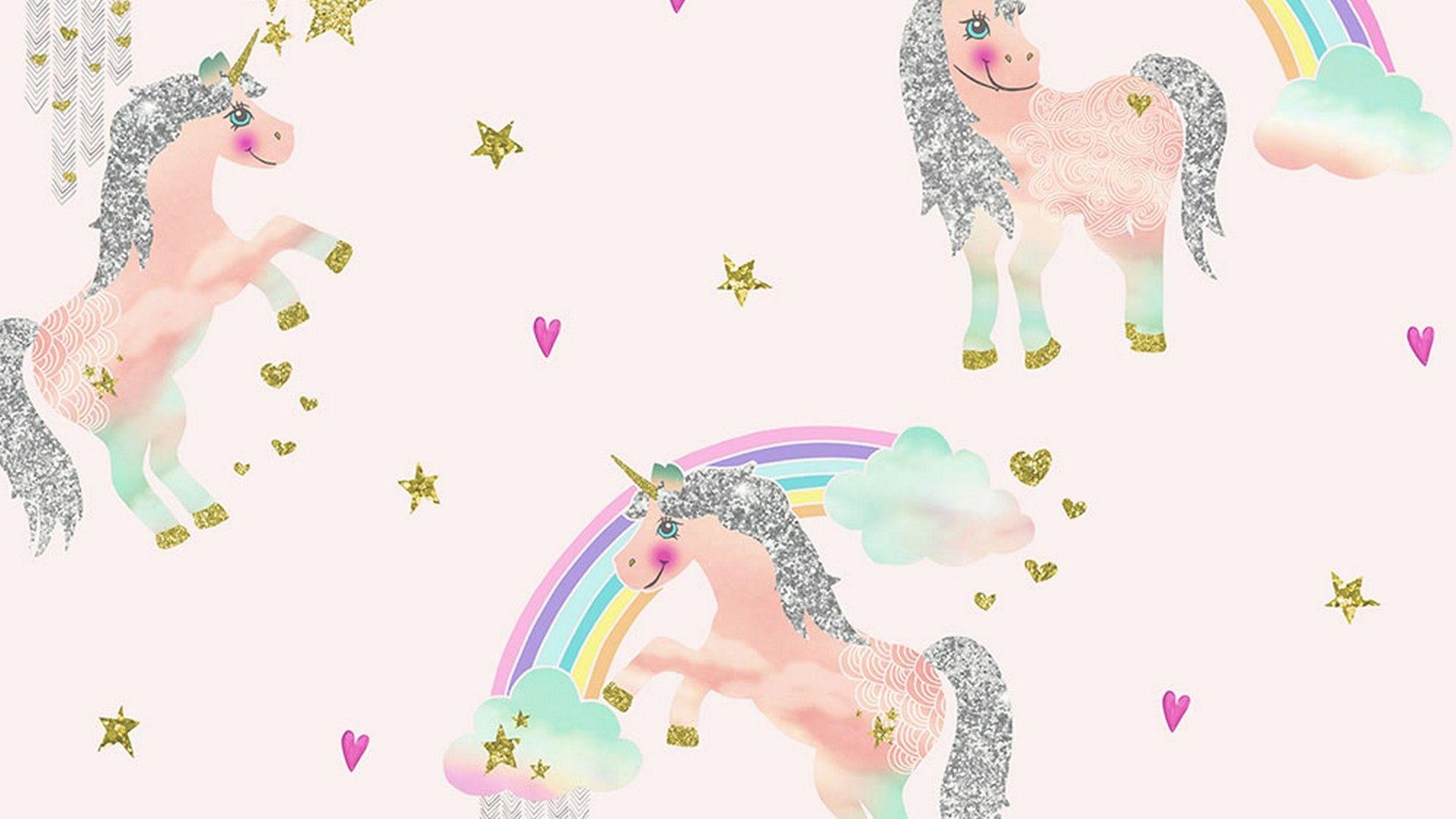 Cute Unicorn Desktop Backgrounds 2021 Live Wallpaper Hd Unicorn Wallpaper Glitter Wallpaper Unicorn And Glitter