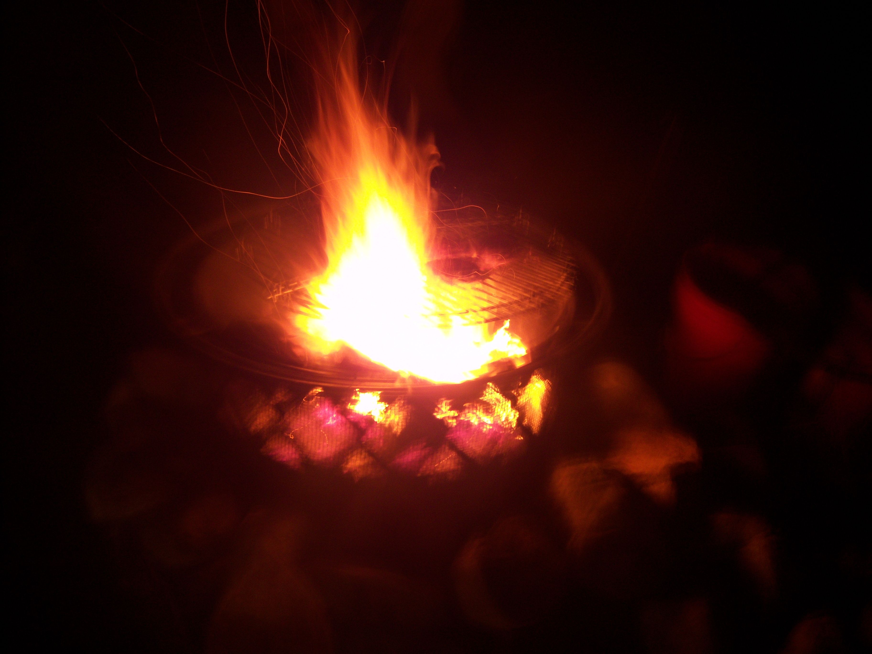Campfires And Stars Are The Best Way To End A Day In The Outdoors