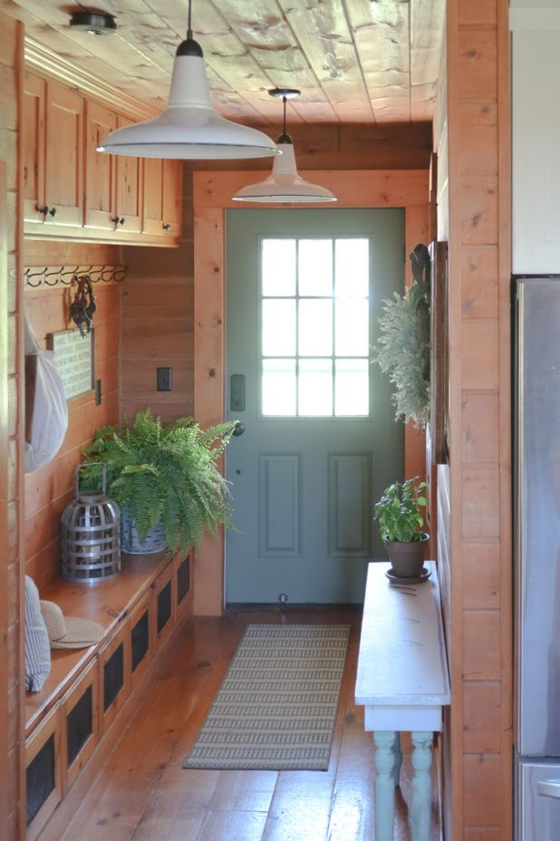 Vintage Farmhouse Entryway Light (With images) | Country ...