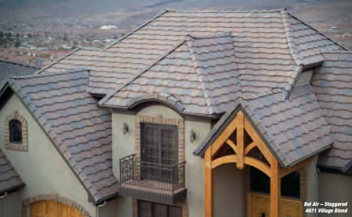 Want tile roofing choices? No other concrete roof tile manufacturer offers the range of styles and colors that Eagle offers. See our vast selection.  *Not all colors and profiles available in all regions. Check www.eagleroofing.com for availability in your area.
