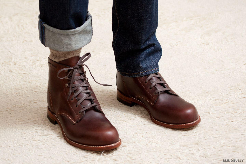 bdd73c7b46f Wolverine 1000 Mile Rugged Boot Brown 3 | boots | Wolverine 1000 ...
