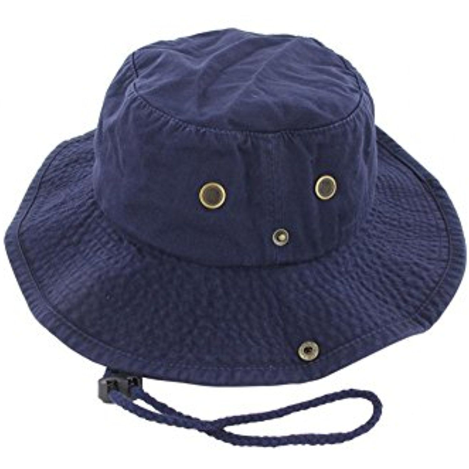 d067bc77261680 Navy_(US Seller)Unisex Hat Wide Brim Hiking Bucket Safari Cap Outback --  Check out the image by visiting the link. (This is an affiliate link)  #Accessories