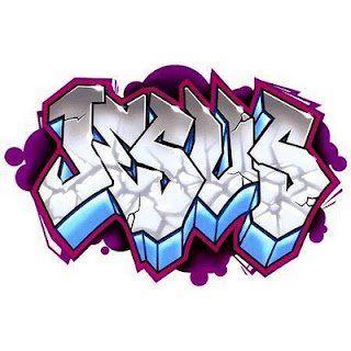 Jesus Saves Graffiti Art