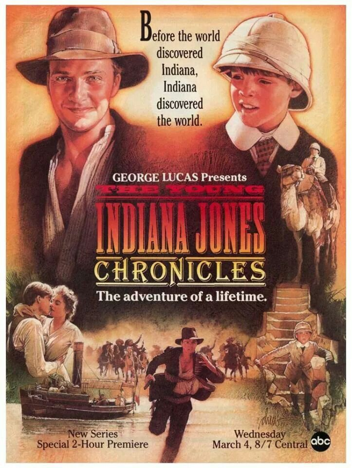The Young Indiana Jones Indiana Jones Indiana Jones Films Indiana