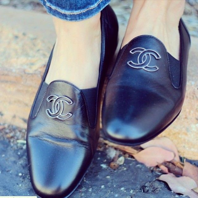 ChAnel Slippers #Padgram