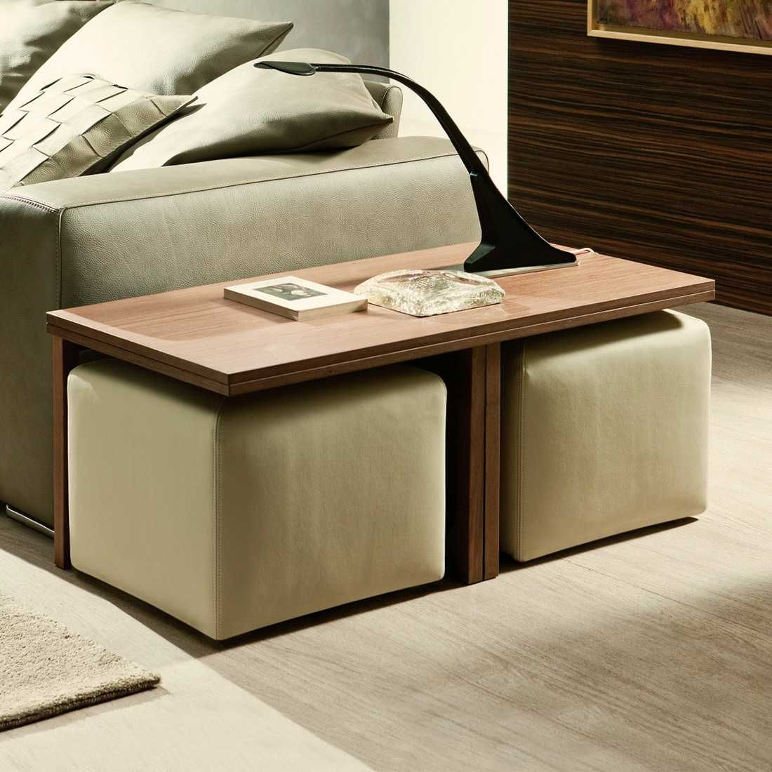 Coffee Table Diy Furniture Table Square Ottoman Ottoman Coffee Table