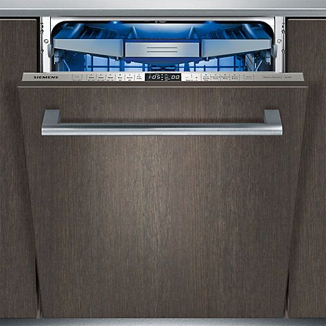 Siemens Sn66t095gb Integrated Dishwasher Integrated Dishwasher Fully Integrated Dishwasher Siemens Dishwasher