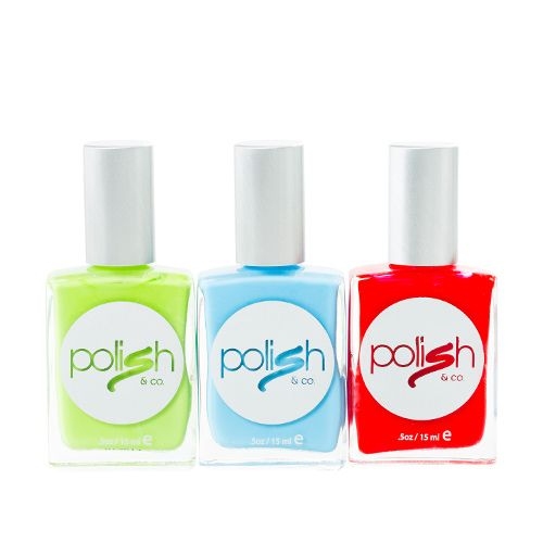 """It's Party Time"" Collection by Polish & Co"