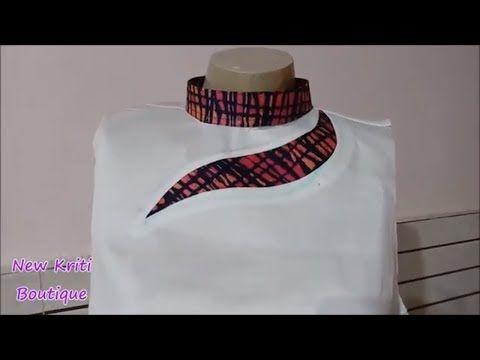 c487811039307e Unique Neck Design / Latest Beautiful Neck Design Cutting and Stitching  Kurti / Kameez - YouTube