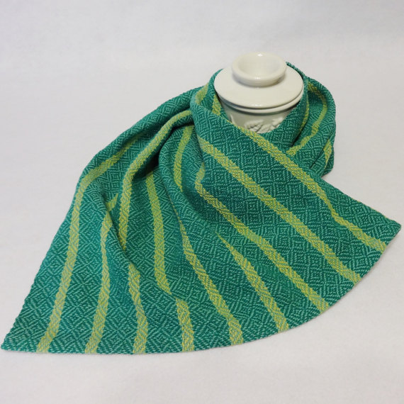 Large Handwoven Cotton Towel For Kitchen Or Bath Kitchen Towel
