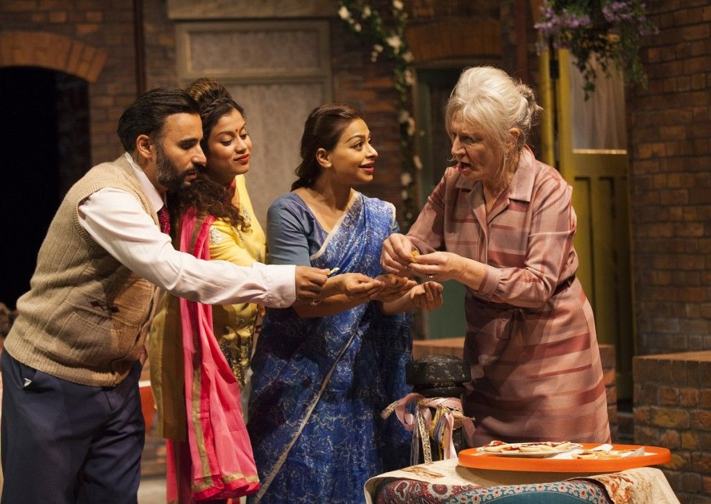 Anita And Me is a poignant coming-of-age tale that follows Meena, the irreverent teenage daughter of the only Punjabi family in the mining village of Tollington. Description from stagereview.co.uk. I searched for this on bing.com/images