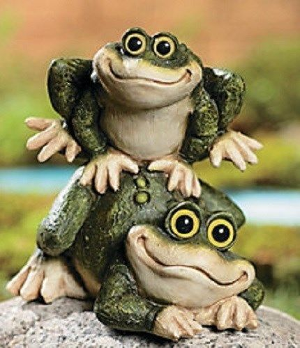 Electronics Cars Fashion Collectibles Coupons And More Ebay Frog Statues Frog Decor Frog