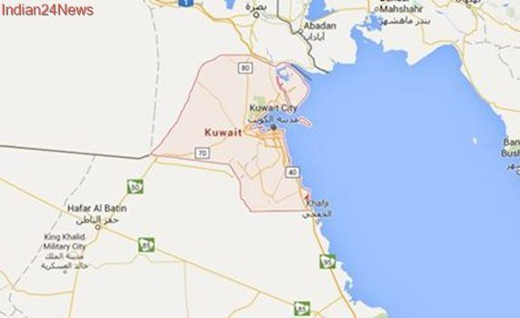 Kuwait to deliver message to Iran on dialogue with Gulf Arab states - new world map kuwait city