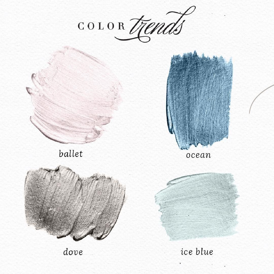 This ice blue palette feels especially appropriate. 🌬🎨💌 #wintermood