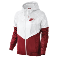 f22ae9ac1ed2 Nike NSW Windrunner Jacket - Women s - White   Red
