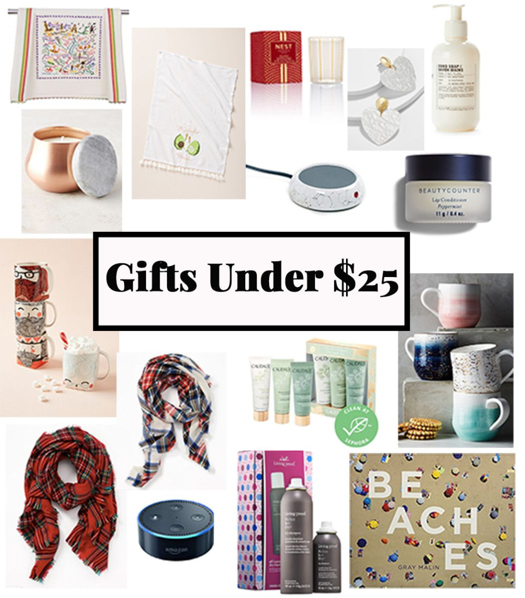 Gifts ideas under 25 gifts gift guide fashion blogger