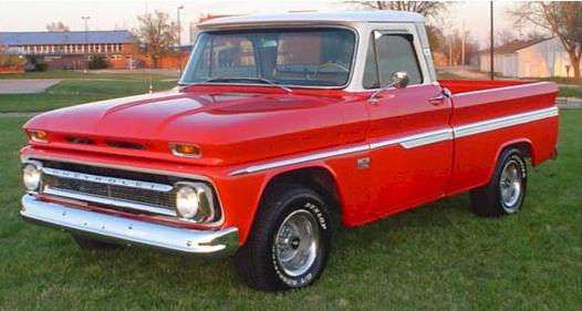 Restored 1964 Chevy C10