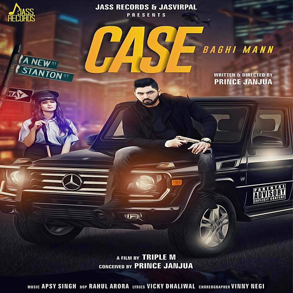 Case by Baghi Mann Mp3 Punjabi Song Download and Listen ...