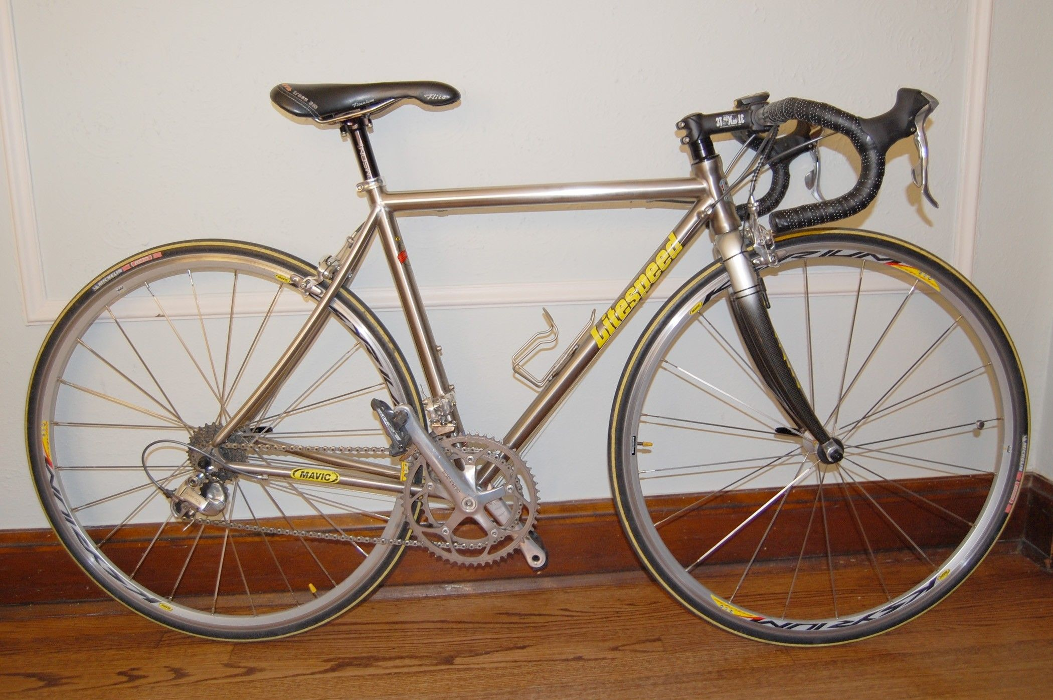 Litespeed Titanium Bike For Sale : Ash Cycles