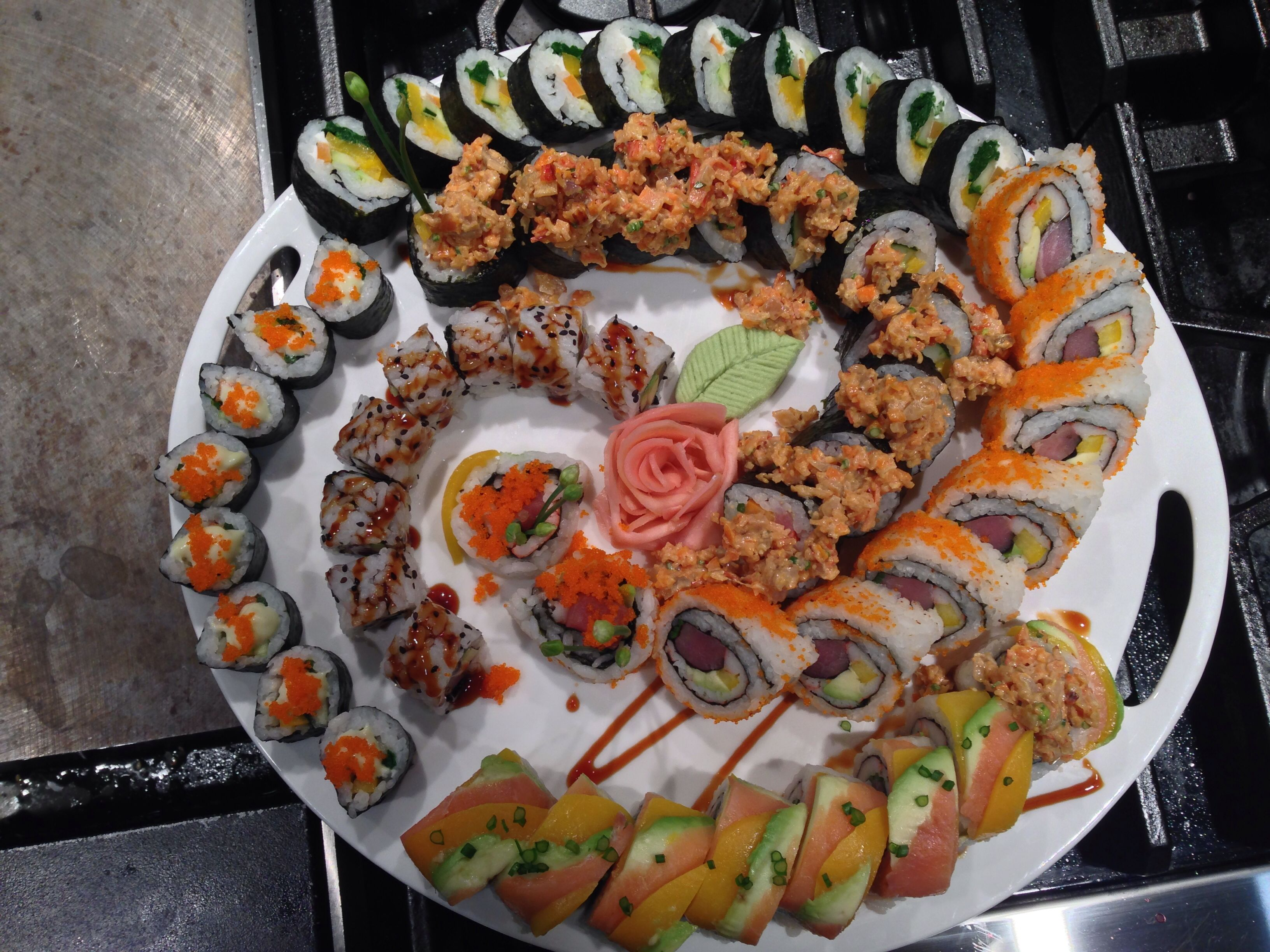 Lovely Japanese Dinner Party Ideas Part - 8: Food · Japanese Party Ideas ...