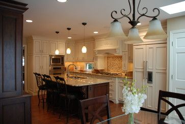 Kitchen - traditional - kitchen - chicago - Great Rooms Designers & Builders