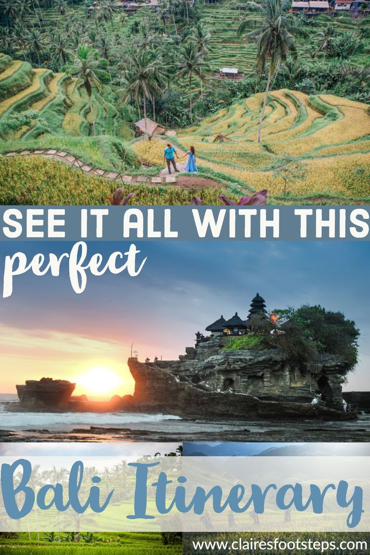 Check out this amazing Bali itinerary to see the best of Bali in 2 weeks or 3 weeks. Including time in Seminyak, Canggu, Ubud, the Gili Islands and Nusa Lembongan, this travel guide shows you all the best things to do in Bali while backpacking Indonesia. It also has some great recommendations for accomodation in Bali too! Check it out by clicking through on the pin #bali #itinerary
