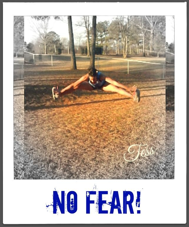 No FEAR! #quoteoftheday #quotes