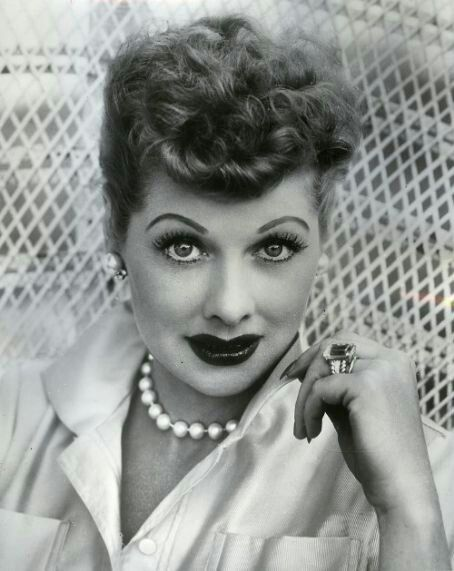Lucille Ball S Jewelry Lucille Ball Love Lucy Movie Stars