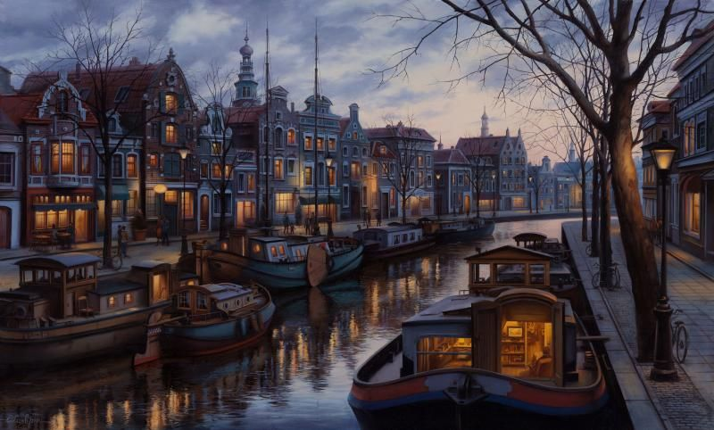 Evgeny Lushpin's  for more of his paintings,please visit http://lushpin.com/