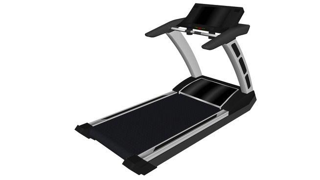 Treadmill Bh Running 模型