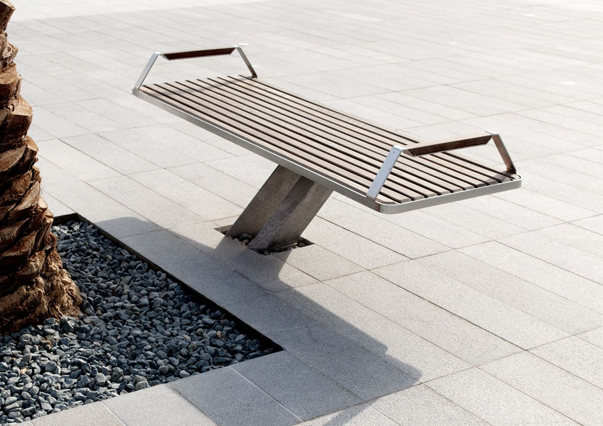 This furniture suite won the International Lusail Street Furniture ...