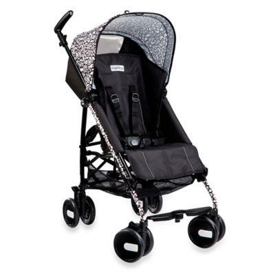afeb1ae1d Peg Perego Pliko Mini Stroller In Ghiro Black/white | Products | Peg ...