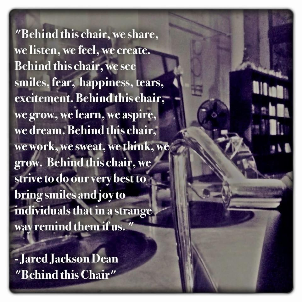 Behind the chair ecards - Behind The Chair Ecards 0