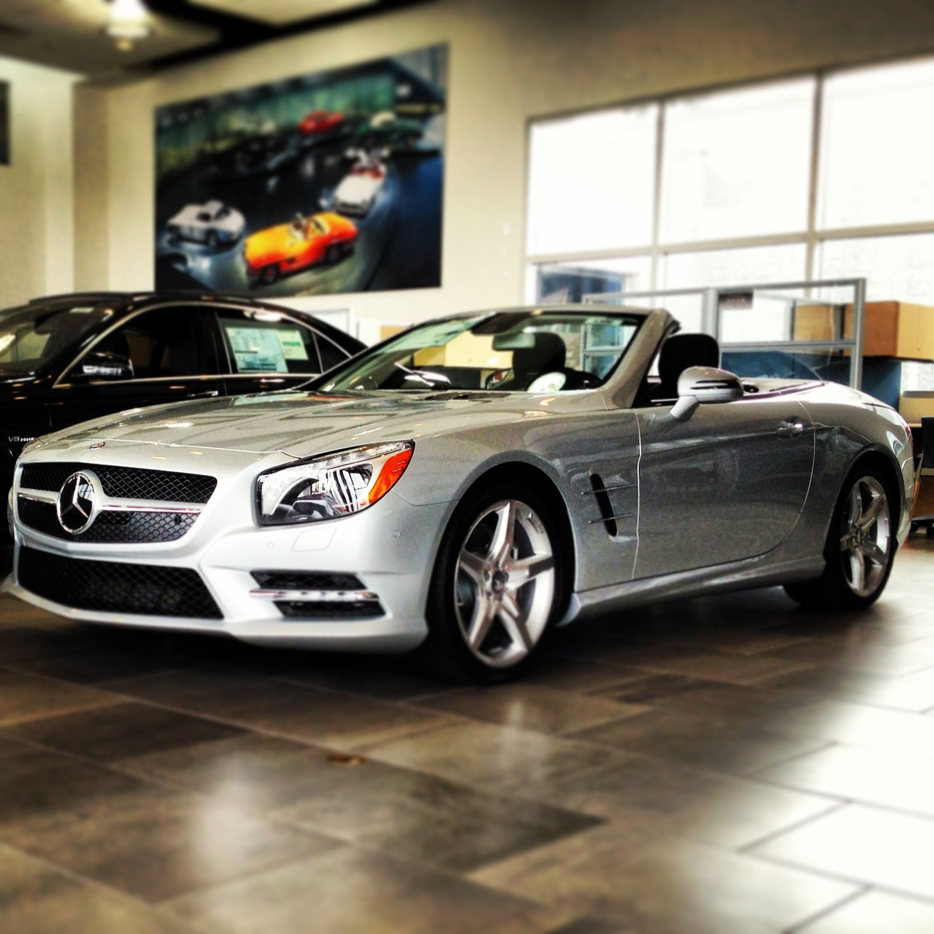 Mercedes Benz SL550  www.dealerdonts.com