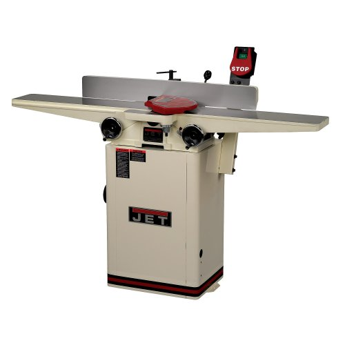 Jet 6 Deluxe Jointer With Helical Head