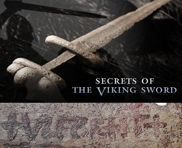 Unravelling The Mystery Of The Ulfberht Sword An Ancient Viking Artifact Far Ahead Of Its Time Viking Sword Vikings Sword