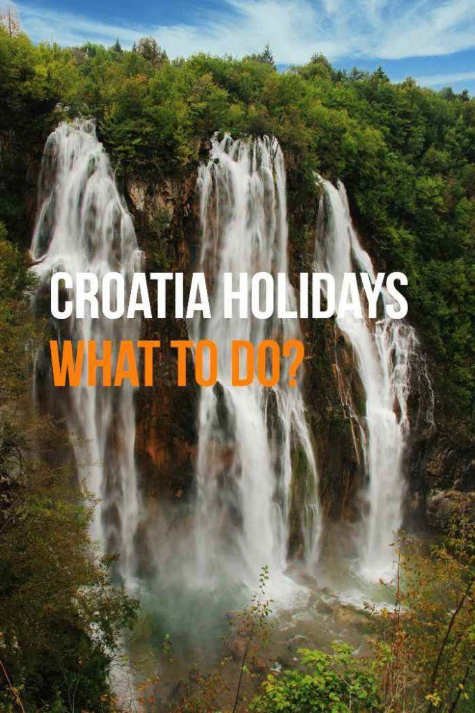 Croatia Holidays Where To Go Croatia Beach Croatia Holiday Croatia