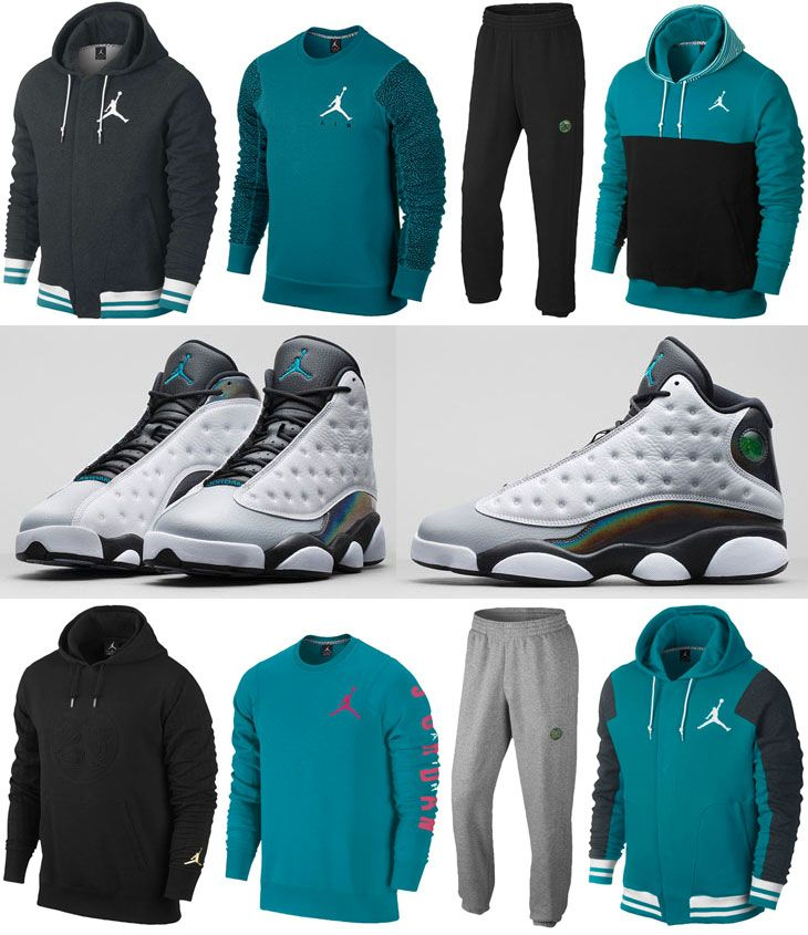 air jordan retro 13 barons outfit