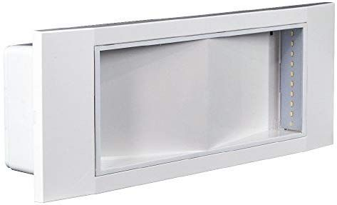 Plafoniere Con Luce Emergenza : Beghelli beg1499 plafoniera emergenza led multicolore: amazon.it