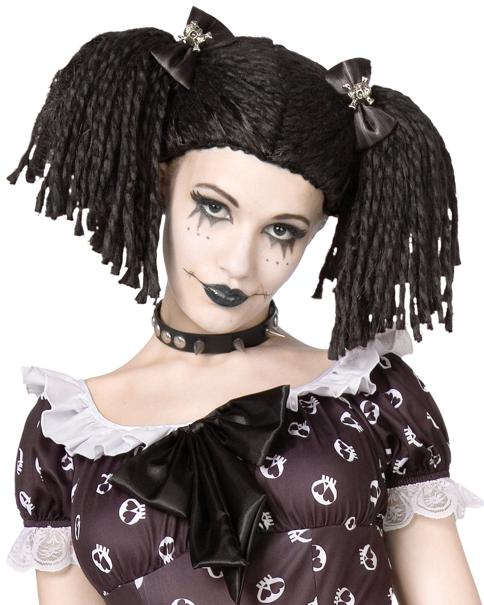 Gothic Rag Doll Wig from Buycostumes.com | Halloween | Pinterest ...