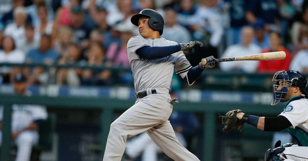 Yankees 5, Mariners 1: Sabathia Buoys Yankees With a Superb Start