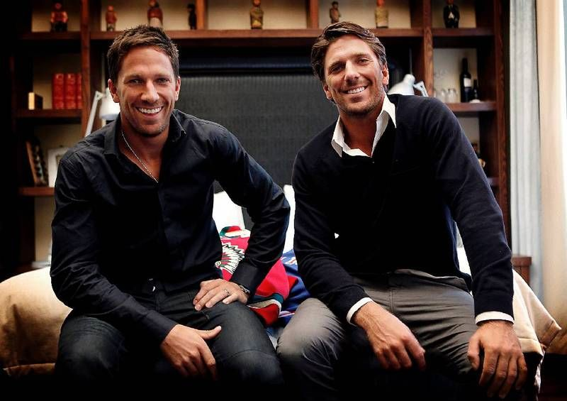 Joel And Henrik Lundqvist Hockey Henrik Lundqvist Hot Hockey
