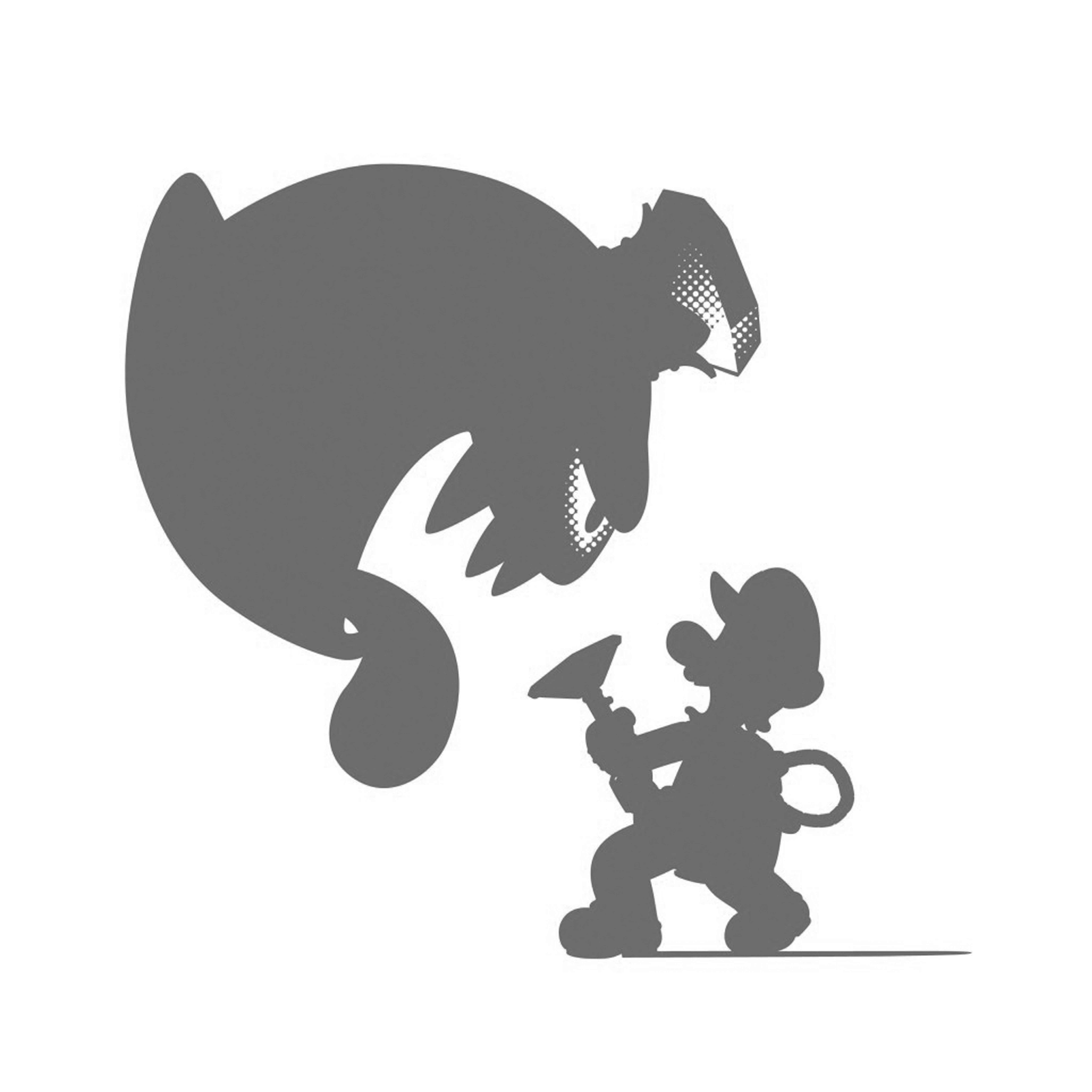 Luigi\'s Mansion / window silhouette / pumpkin stencil | glass ...