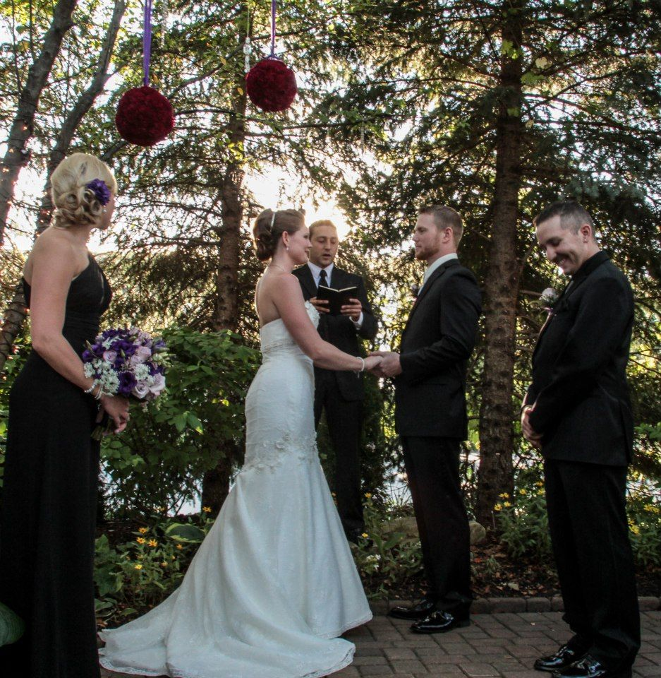 Looking for an outdoor Ceremony site? Cafe Cortina ...